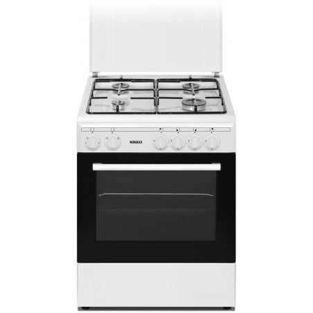Cucina SN664WE | 60x60 cm, forno elettrico